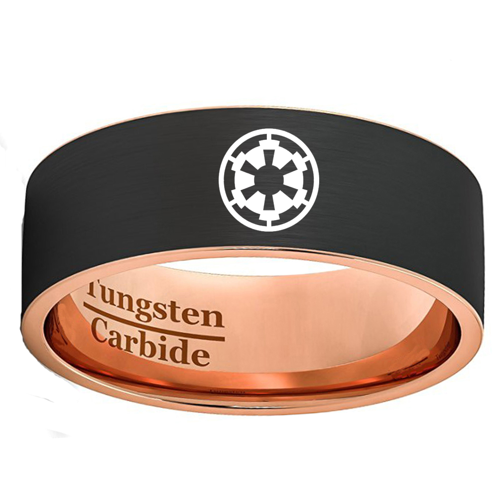 lightsaber ring star wars wedding bands Custom Lightsaber Ring Star Wars Sci Fi Mens Sterling Silver Wedding Ring Geek Engagement