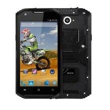 "Original X3 Vphone NO. 1X3 Smartphone Android 5.1 4G LTE 5.5 ""HD 2G RAM 16G ROM 13MP Cámara IP68 A Prueba de agua 4500 mAh Batería"