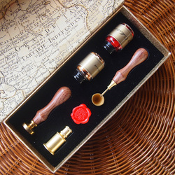 Best Antique Wax Seal Stamper Set