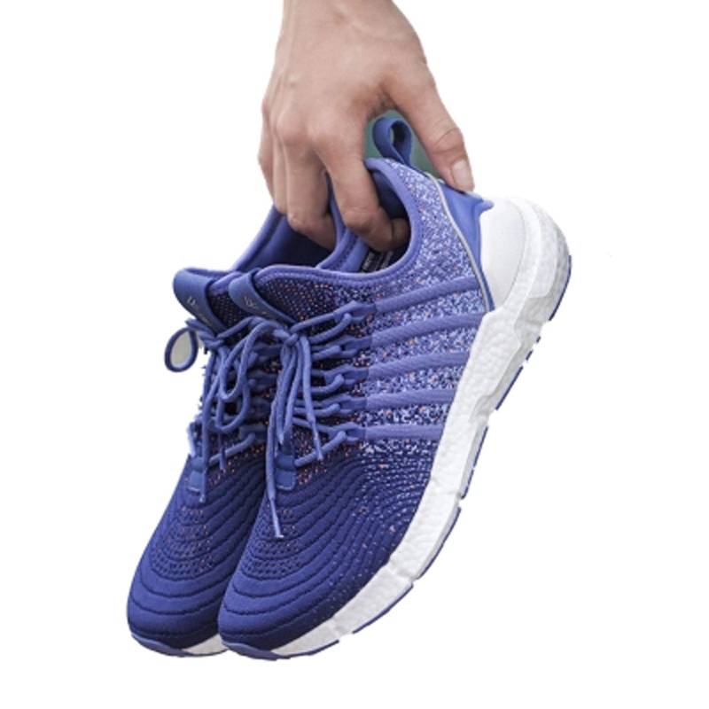 Xiaomi Ecological Chain Freetie Freie Krawatte Elastic Absorbing Sports Sneaker Schuhe ETPU Fishbone Locking Smart Outdoor