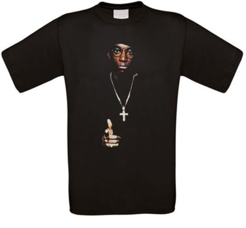 Big L Harlem Big Picture DITC Rap Hip Hop T-shirt All Sizes NEW Fashion Unique Classic Cotton Men top tee image