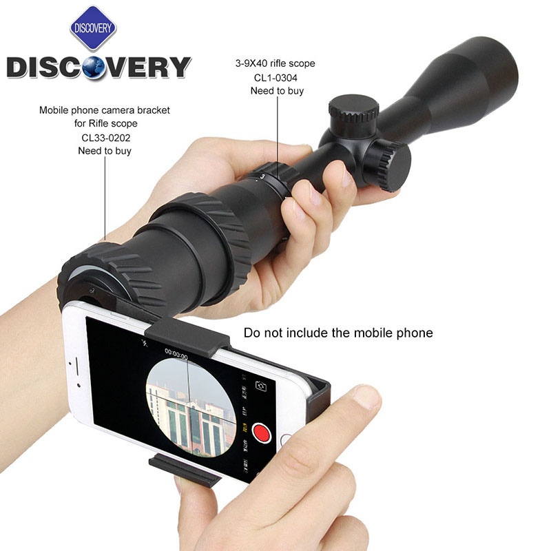 Rifle Sniper Rifle  Sight Universal Multifunction Digital Camera Cell Phone Bracket Support Holder Mount Spotting Scopes