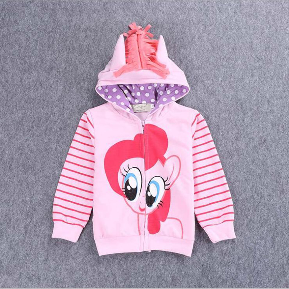 Mimixiong 2018 Meisjes Little Pony Big Girls Twilight Sparkle - Kinderkleding - Foto 5