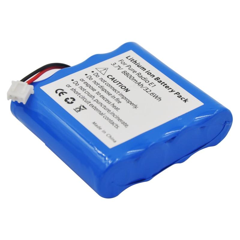 Batería Para Pure E1 evoke-2s evocan Mio Verona evocan Mio Union Jack vl-60924 Evok