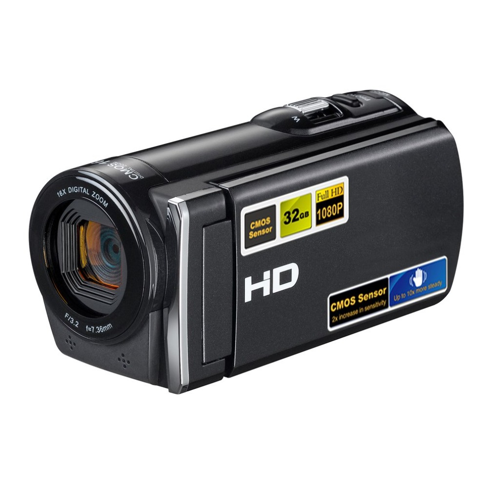 Night Vision Digital Camcorder Wi-Fi Digital HD Camcorder HDV-601S цена