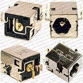 10 pçs/lote original 2.5 MM pino Laptop DC power Jack porta de soquete conector para asus k53e k53s k53sd k53sv x53s com frete grátis
