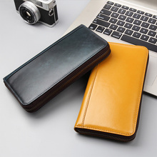 JMD Genuine Leather Card Wallet for Men and Women Cowhide Business Card Holder Credit Card Purse Top Quality R-8440