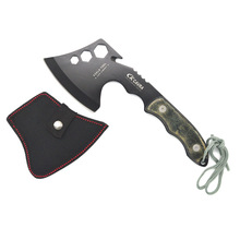 High quality Portable Outdoor Survival Tools Camping Knife Axe tactical tomahawks Survival multi tool