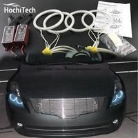 HochiTech Excellent CCFL Angel Eyes Kit Ultra Bright Headlight Illumination For Nissan Altima Coupe 2010 2011