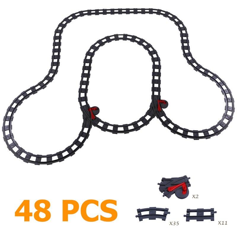 48pcs Track set4