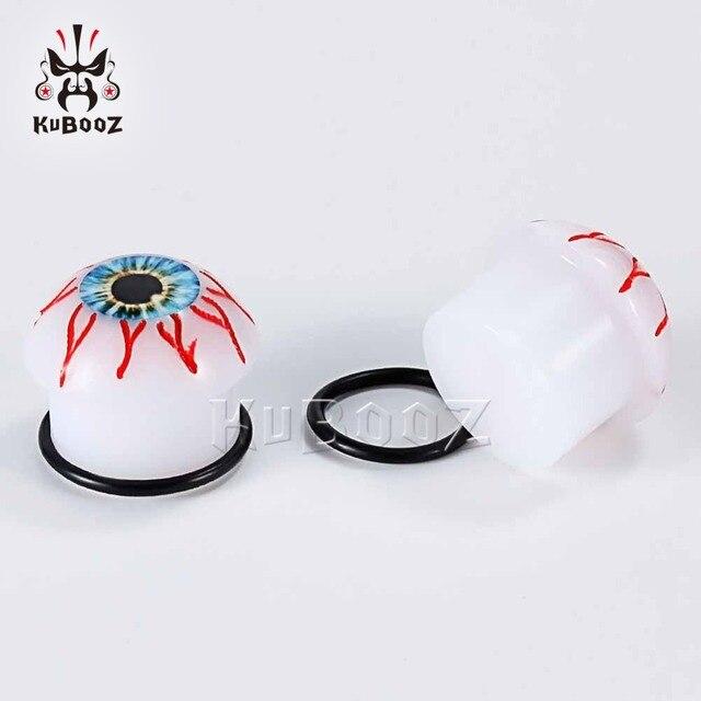 Купить kubooz ушные сережки затычки для глаз туннели растягиватель картинки
