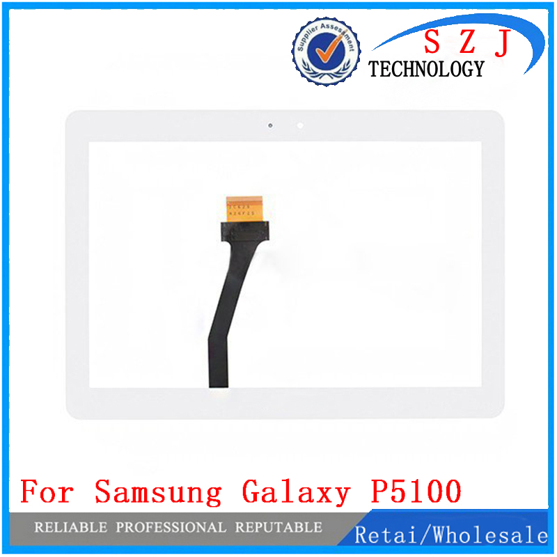 New 10.1'' inch for <font><b>Samsung</b></font> Galaxy Tab 2 GT-<font><b>P5100</b></font> <font><b>P5100</b></font> P5110 P5113 N8000 Touch Screen Glass Panel Replacement Free ship image