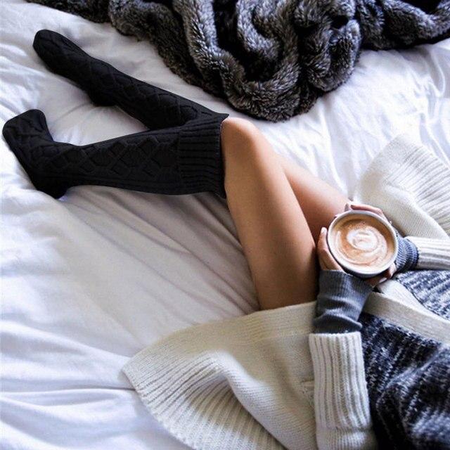 heiße Beine und Strümpfe
