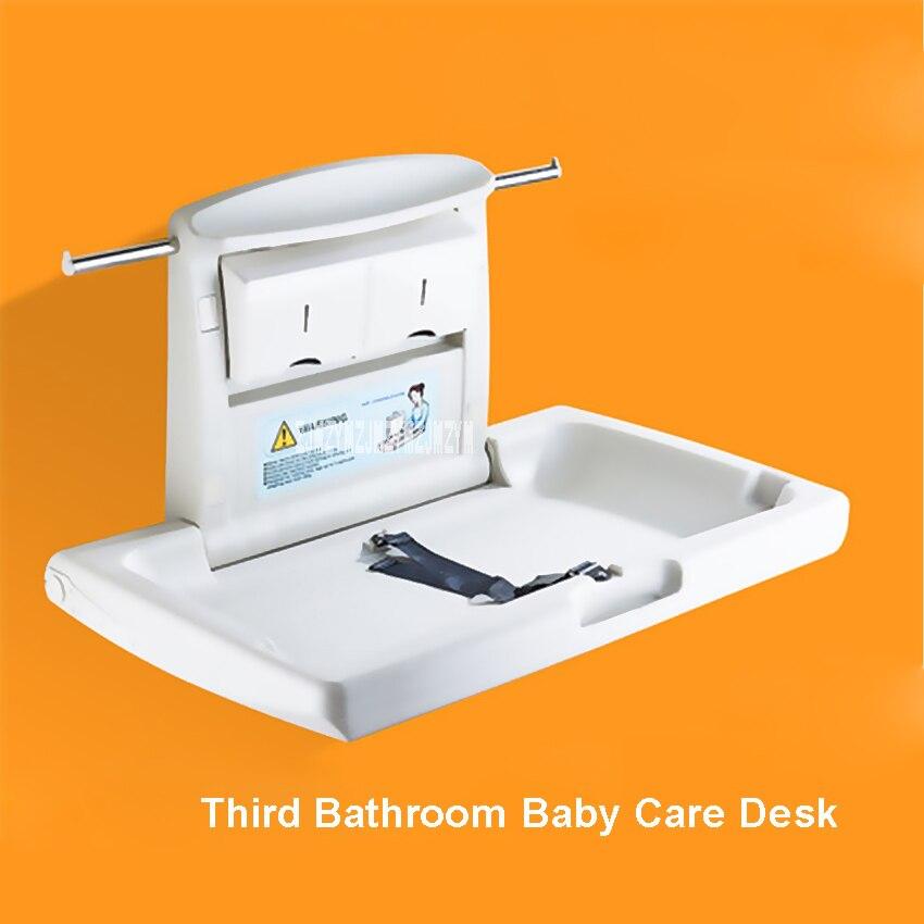 Мульти функция третья ванная складная детская уход ванная комната настенный тип Baby Care Station Infant Room стол для кормления