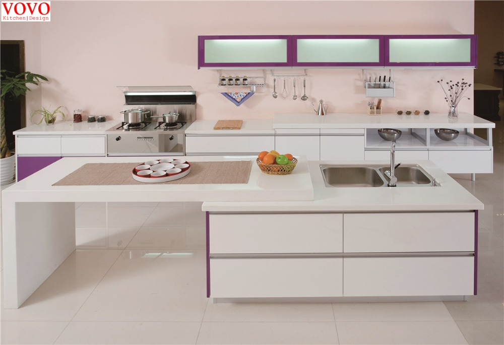 buy purple kitchen cabinets and get free shipping on aliexpresscom - Violet Kitchen 2015