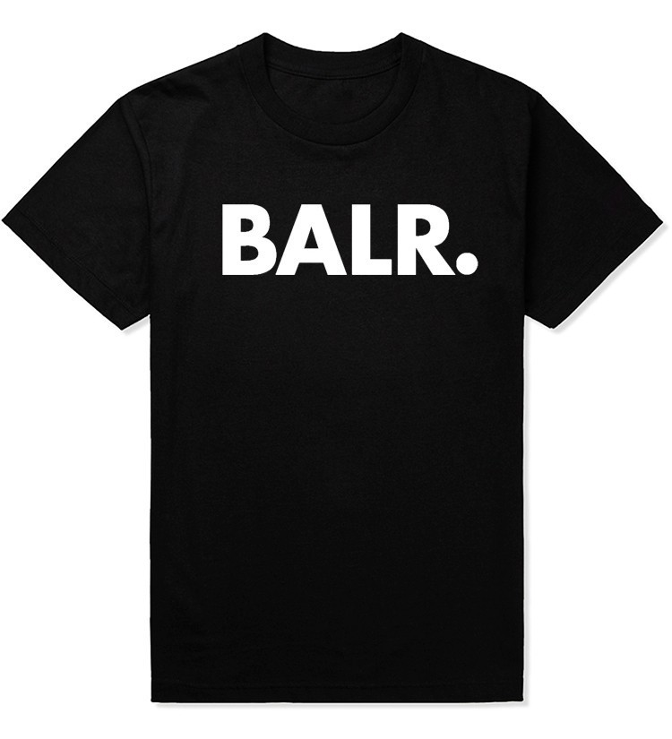 BALR Letter Print   T     Shirt   Women Short Sleeve O Neck Loose Tshirt 2019 Summer Women Tee   Shirt   Tops Camisetas Mujer