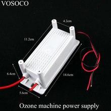 220 В Озон DIY машина блок питания части генератора озона компоненты питания DIY сборка