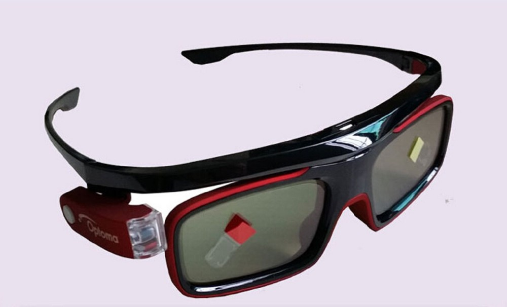 New Verison original ZC201 <font><b>Active</b></font> Shutter 3d <font><b>glasses</b></font> <font><b>For</b></font> HD25 HD25E HT901 HD26 HD50 <font><b>Optoma</b></font> <font><b>Projector</b></font>