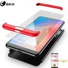 GKK Case for Huawei P20 lite P20 Pro Case 360 Full Protection Shockproof Hard Slim Cover for Huawei Nova 3e P20lite Plain Cover
