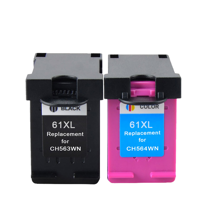 2 Pack 61XL <font><b>Ink</b></font> <font><b>Cartridge</b></