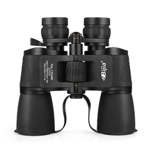 10X 120X80 Binoculars Night Vision Waterproof Hunting High Definition Camping Telescope Powerful Binocular Outdoor Rangefinder