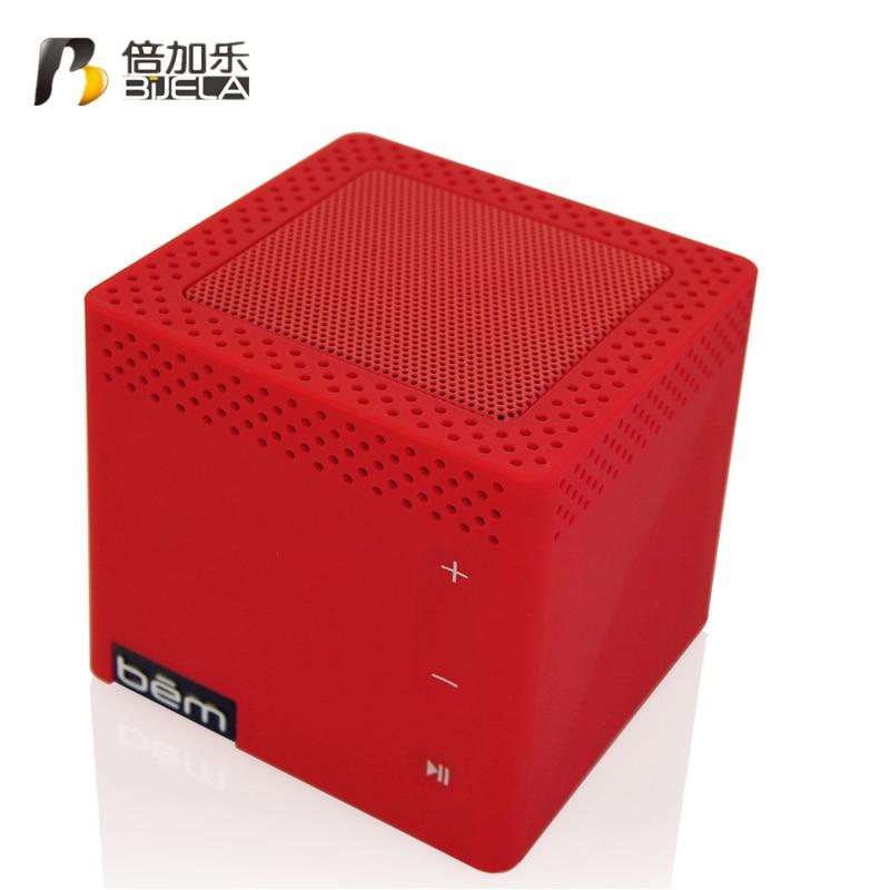 BiJELA HL2022 Mini <font><b>Bluetooth</b></font> <font><b>Speaker</b></font> Portable Wireless <font><b>Speaker</b></font> Sound System 3D Stereo Music <font><b>Surround</b></font> Support <font><b>Bluetooth</b></font>, AUX USB