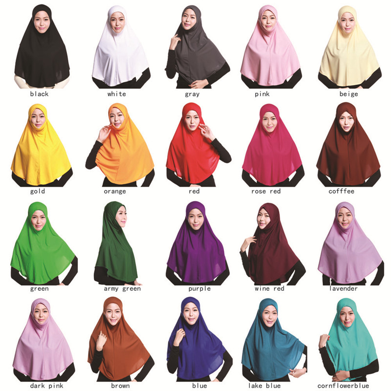 Fashion Crystal Hemp Muslim Hijab Niqab Muslim Head Coverings Malaysia Hijab Caps Headscarf Hoofddoek Moslima BHS101
