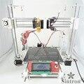 [Sintron] de alta precisão impressora 3d diy kit completo completo para reprap prusa i3, MK3 heatbed, LCD 2004, MK8 extrusora