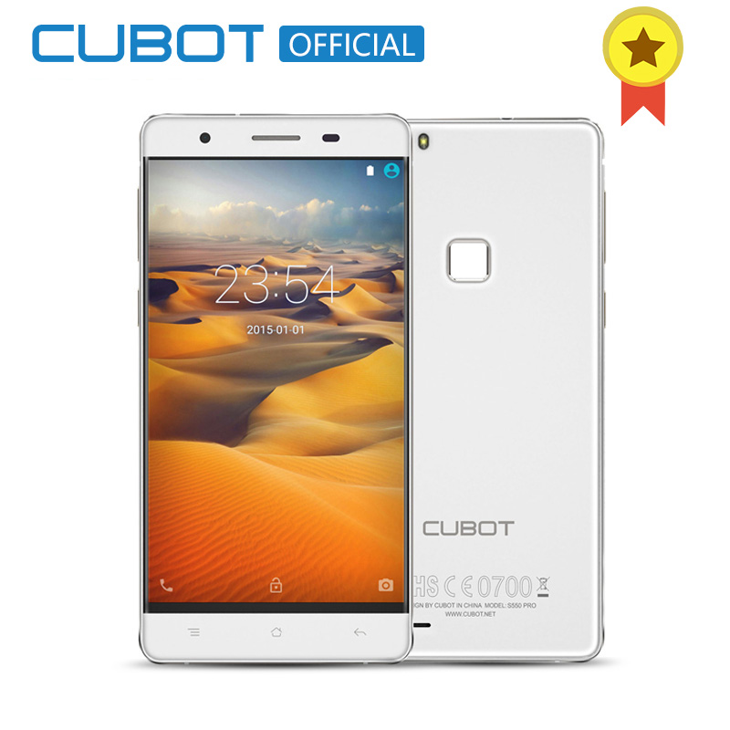 CUBOT S550 Pro 5 5 Inch HD Screen Smartphone 3GB RAM 16GB ROM Cell Phone MTK6735