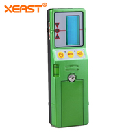 Xeast Outdoor Detector Laser Level Receiver FD 9 FD 9G With Clamp 5 Lines