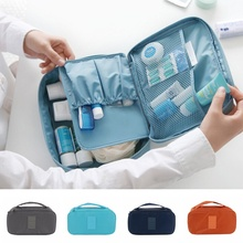 Women Cosmetic Bag Toothbrush Storage Bags For Toilet Travel Luggage Organizer OB