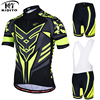 KIDITOKT 2017 Summer Men Cycling Clothing Sets Bike Jersey Set Suit Quick Dry Breathable Downhill Short
