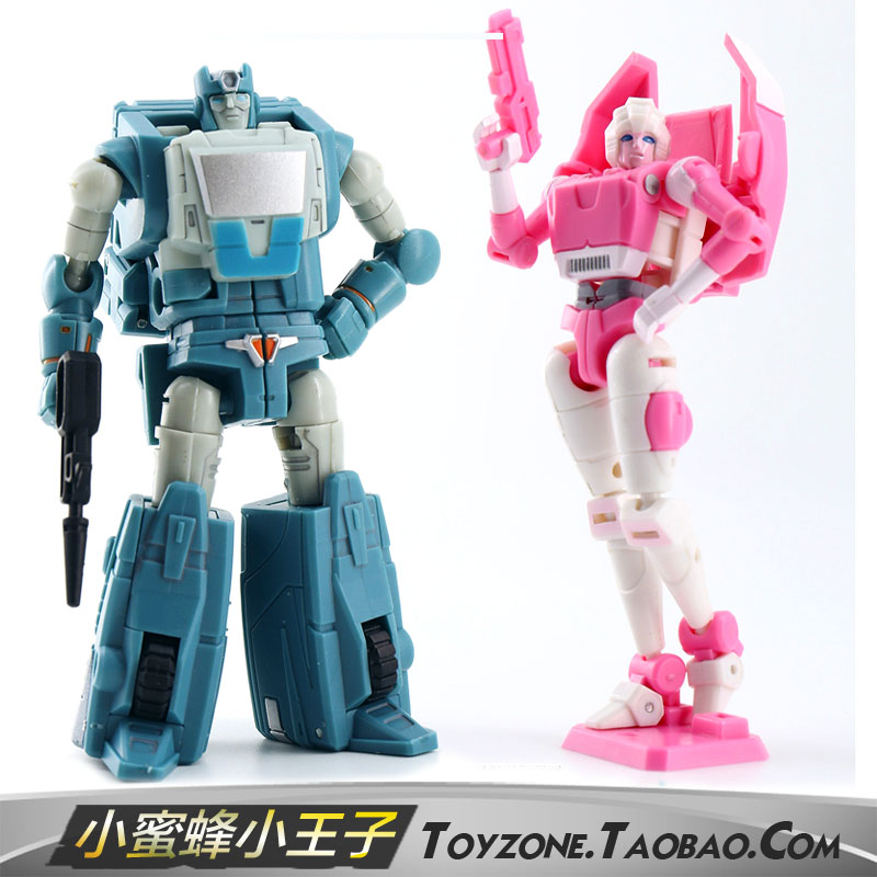 (IN STOCK) Toys DX9 WAR IN POCKET - X14 LEAH & X15 TOUFOLD SET OF 2