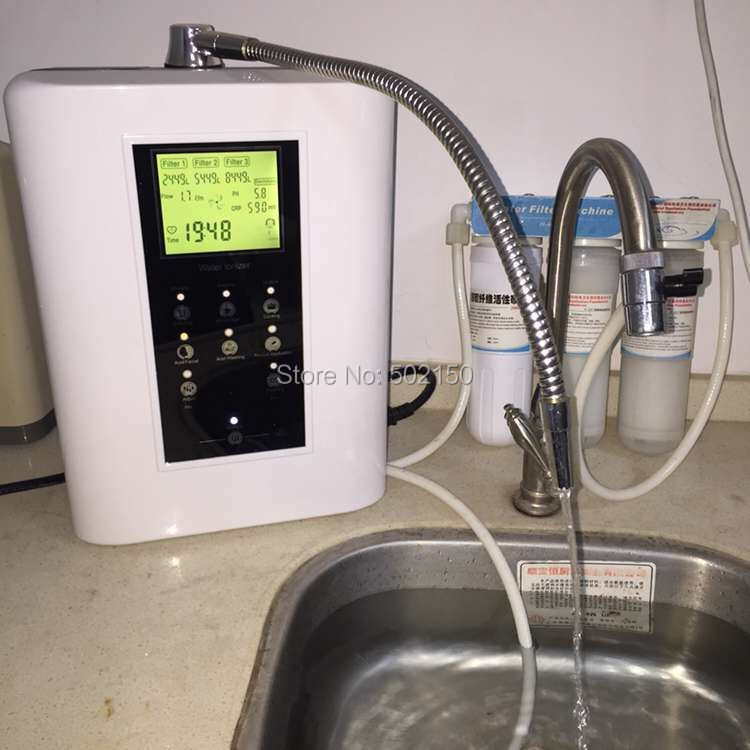 Alkaline water ionizer OH-806-7W with 7plates without heating function