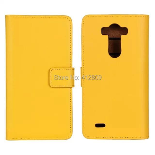 11 գույներ Բնական կաշվե դրամապանակով - Բջջային հեռախոսի պարագաներ և պահեստամասեր - Լուսանկար 5