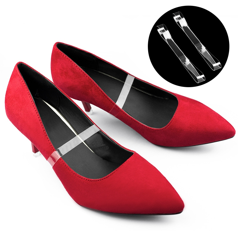 5Pairs/Set Women High Heel Shoes Invisible Shoelaces Silicone Soft Elastic Straps Shoe Laces Accessories darseel shoe accessories shoelaces hbf