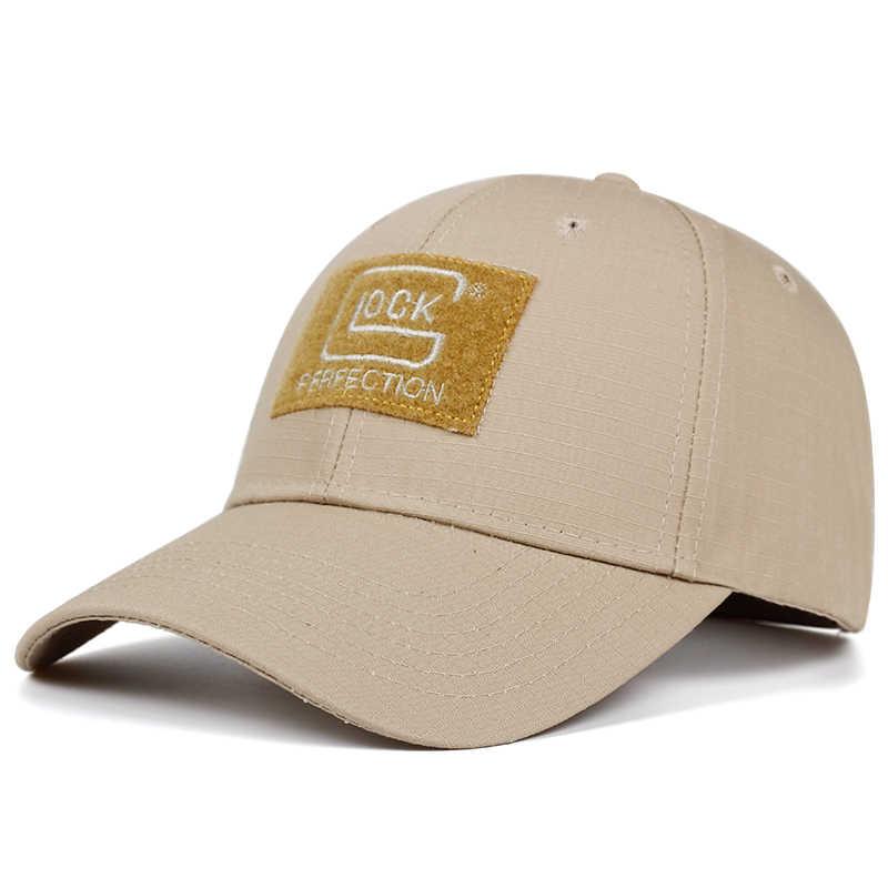 2019 explosion Glock tir chasse casquette de baseball mode coton extérieur casquettes loisirs soleil ombre chapeaux réglable golf chapeau