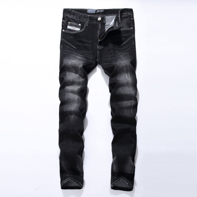 Aliexpress.com : Buy Black Jeans Men Asian Size:29 40 Casual Mens
