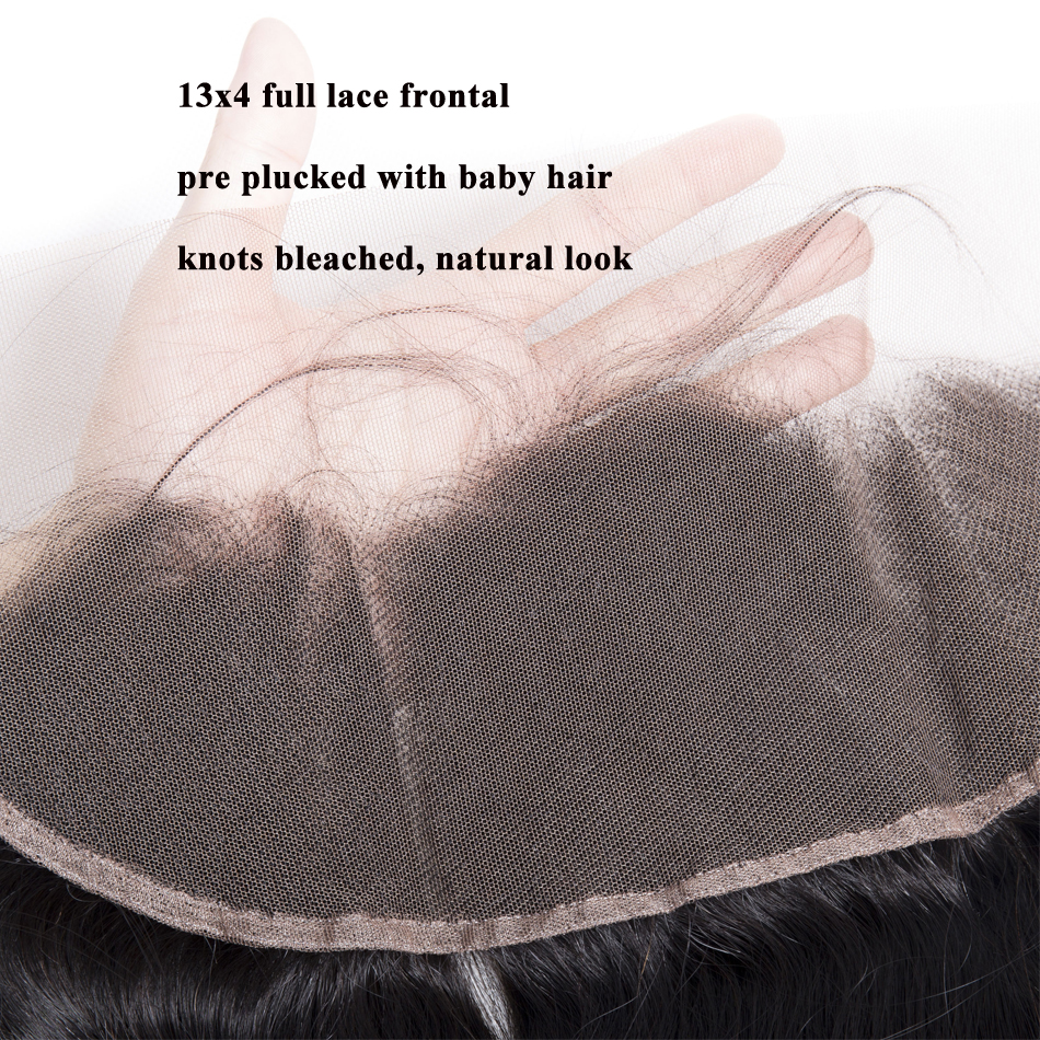 Peruvian Straight Hair Bundle with closure 3 bundle human hair weave Virgo Hair lace frontal closure with bundles 4 pcs remy