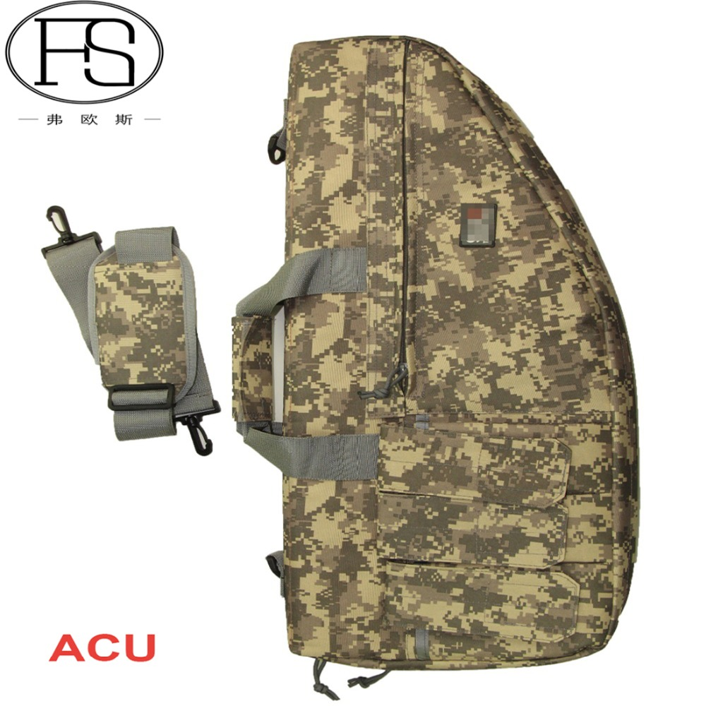 High density Nylon font b Tactical b font Shotgun Gun Bags Hunting Rifle font b Backpack
