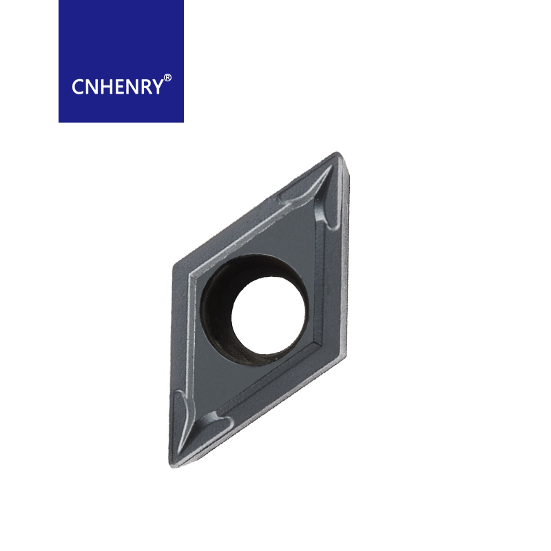 <font><b>10</b></font> PCS <font><b>DCMT070204</b></font> DCMT11T304 DCMT11T308 Carbide Inserts Lathe Cutter Turning Insert Cutting CNC Tools Steel and Stainless Steel image