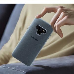 Image 4 - Чехол для Samsung Note 9, 100% оригинальный защитный чехол из натуральной замши для Samsung Galaxy Note 9, чехол для Galaxy Note9