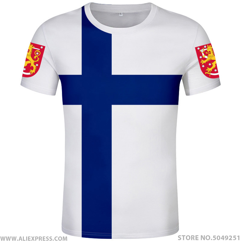 <font><b>FINLAND</b></font> t <font><b>shirt</b></font> free custom name number fin t-<font><b>shirt</b></font> nation <font><b>flag</b></font> fi finnish swedish suomi print college photo diy country clothes image