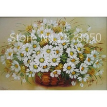 Buy Small Daisy Painting by Numbers Wall Pictures fo online