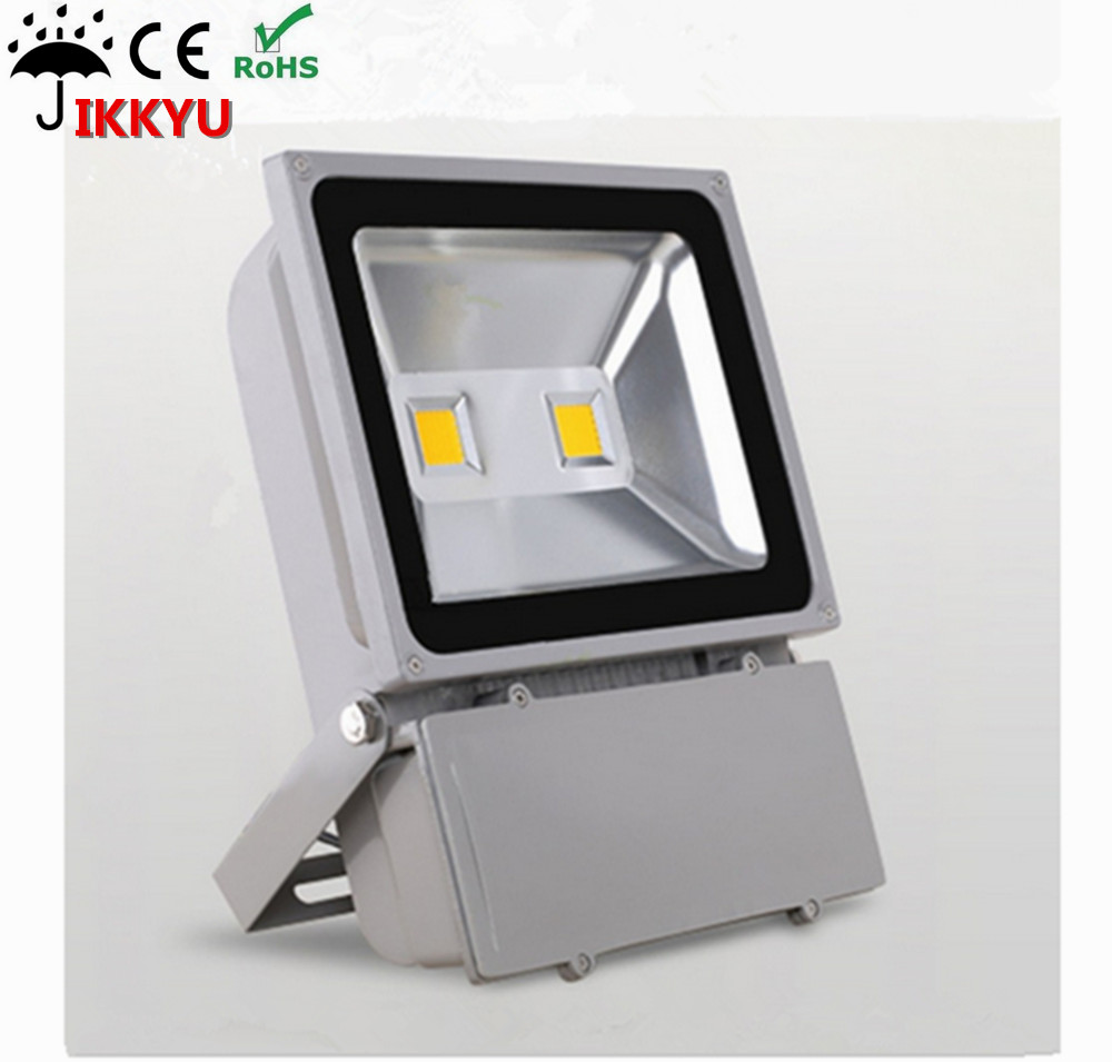 Free shipping LED lamp waterproof outdoor advertising projection lamp AC85-265V 100W LED floodlight basketball court lights ultrathin led flood light 200w ac85 265v waterproof ip65 floodlight spotlight outdoor lighting free shipping