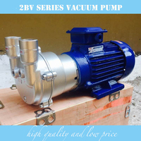 9.19Stainless Steel 2BV2070 Liquid Ring Vacuum Pump Used for Degassing Industry