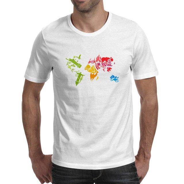 World map t shirt usa brazil egypt holland mexico paris rome world map t shirt usa brazil egypt holland mexico paris rome thailand japan russia cool funny gumiabroncs Images