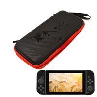 For Nintend Switch Storage Shell Pouch Protector Waterproof Gamepad Case EVA Protective Hard Case Cover For
