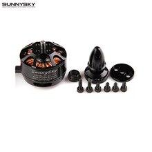 Free shipping SUNNYSKY X3108S 720KV 900KV 325W 22A 30S 1kg Brushless Motor Efficient Shaft Disk Motor