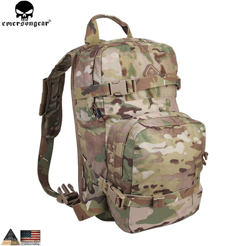 EMERSONGEAR LBT2649B Hydration Carrier For 1961AR ONLY Molle Backpack Military Tactical Bags EM2979